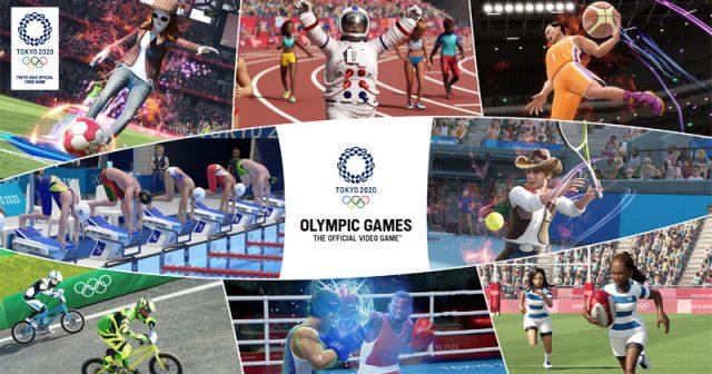 Olympische Spiele Tokyo 2020 erscheint am 22. Juni 2021 (Abbildung: SEGA)