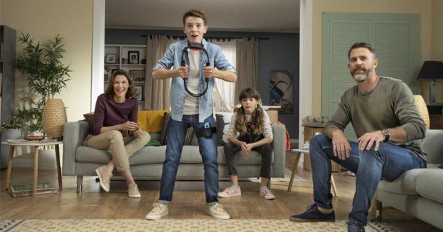 Spiele wie Ring Fit Adventure eignen sich für die ganze Familie (Abbildung: Nintendo)