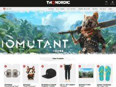Der THQ Nordic Merchandise Store ist ab sofort rund um die Uhr geöffnet (Screenshot)