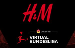 H&M ist neuer Sponsor der Virtual Bundesliga (Abbildung: DFL GmbH)