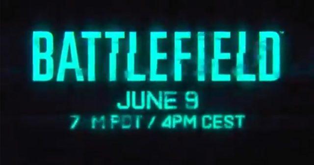 Electronic Arts präsentiert Battlefield 6 am 9. Juni 2021 per Livestream (Abbildung: EA)
