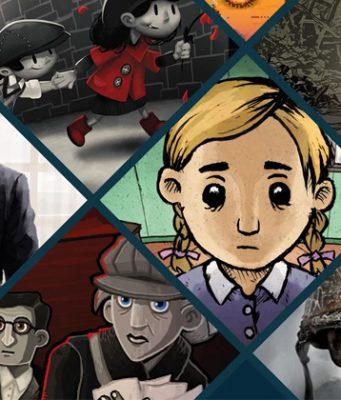 Die Spiele-Datenbank 'Games und Erinnerungskultur' ist ab sofort freigeschaltet (Abbildung: Stiftung Digitale Spielekultur)