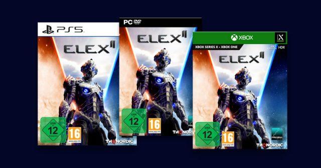 Elex 2 erscheint für PC, PS4, PS5, Xbox One und Xbox Series X (Abbildungen: THQ Nordic)