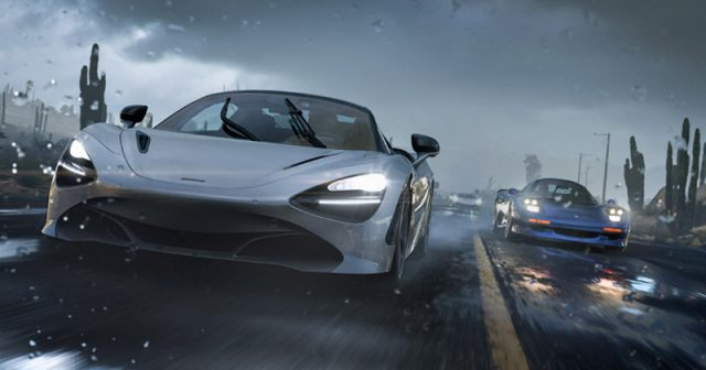 Erscheint am 9. November 2021 für Xbox Series X: Forza Horizon 5 (Abbildung: Microsoft)