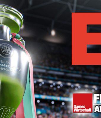 EM oder E3? Die Live-Events finden ab dem 11. Juni vielfach parallel statt (Abbildungen: Konami / ESA)