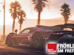 Forza Horizon 5 ist ab November im Xbox Game Pass enthalten - Ladenpreis: ab 60 Euro (Abbildung: Microsoft)