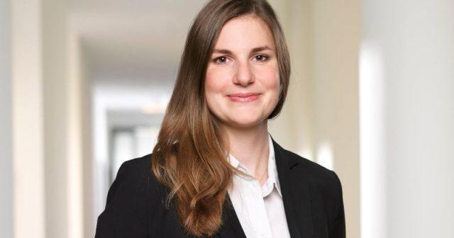 Lea Hepp ist Junior Referentin für Politische Kommunikation beim Industrieverband Game (Foto: Game e. V.)