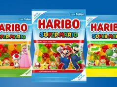 Haribo und Nintendo kooperieren für die Super Mario-Edition aus Fruchtgummi (Abbildung: Nintendo of Europe)