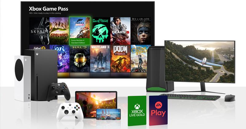 Der Xbox Game Pass, die Cloud-Infrastruktur und Xbox Series X / S sind die Säulen der Microsoft-Games-Strategie.