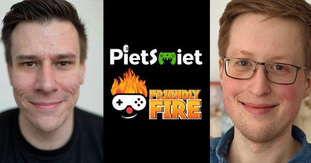 Julian Laschewski (links) übernimmt den COO-Posten von Mikkel Robrahn, der sich auf Friendly Fire fokussiert (Fotos: PietSmiet UG)