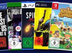 Spiele-Verkaufszahlen: Die erfolgreichsten Games 2020/21 im Überblick (Abbildungen: EA, Sony, Nintendo, CD Projekt)