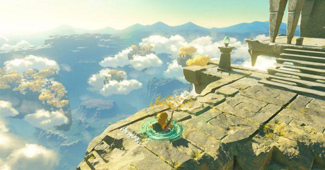 Erscheint 2022: The Legend of Zelda: Breath of the Wild 2 für Nintendo Switch (Abbildung: Nintendo)