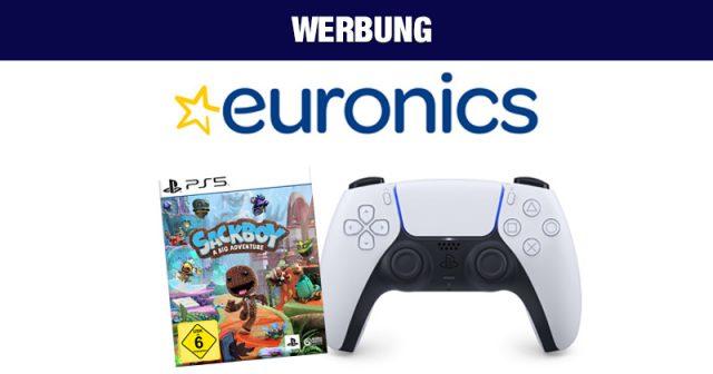 Top-Angebot: DualSense-Controller + Sackboy für 99,99 Euro