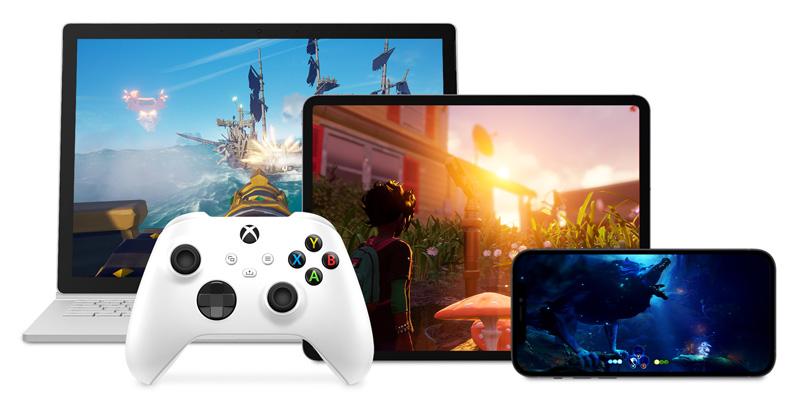 Fernseher, Tablet, PC, Smartphone: Microsoft will möglichst viele Zugangspunkte ins Xbox-Universum bereitstellen.