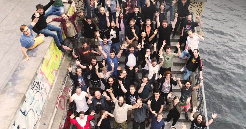 Am Standort Berlin beschäftigt Yager rund 140 Mitarbeiter (Foto: Yager)