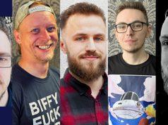 Von links nach rechts: Christian Schlütter, Helge Peglow, Jerome Zenker, Maurice Skotschir und Tobias Hanika (Fotos: Assemble Entertainment)