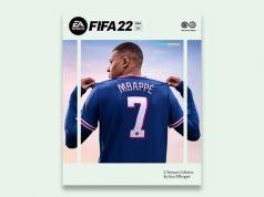 Wirbt für FIFA 22: Frankreichs Superstar Kylian Mbappé (Abbildung: EA)