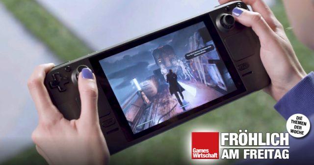 Blockbuster wie Star Wars Jedi: Fallen Order sind für das SteamDeck prädestiniert (Abbildung: Valve)