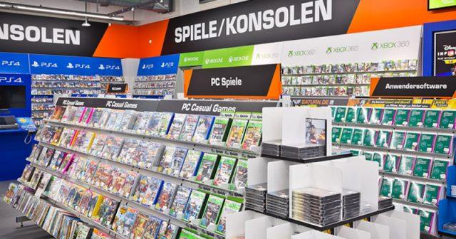 Zwei von drei Konsolen-Spielen wurden auch im Corona-Jahr 2020 auf Datenträgern erworben (Foto: MediaMarktSaturn Retail Group)