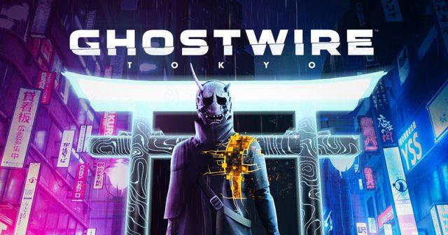 Ghostwire Toyko erscheint Anfang 2022 für PS5 und PC (Abbildung: Bethesda)