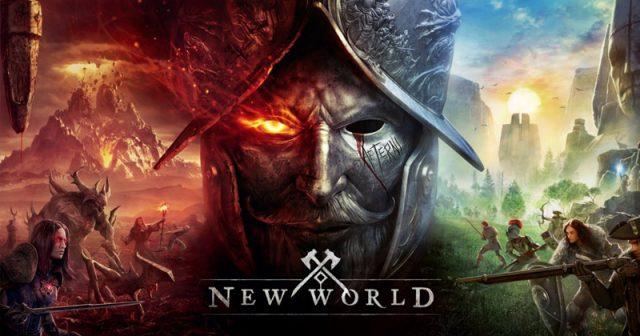 Das Online-Rollenspiel New World startet am 31. August 2021 (Abbildung: Amazon Games)