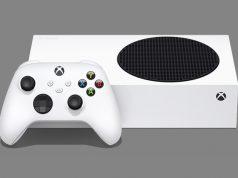 Die Xbox Series S kann flach oder hochkant platziert werden (Abbildung: Microsoft)