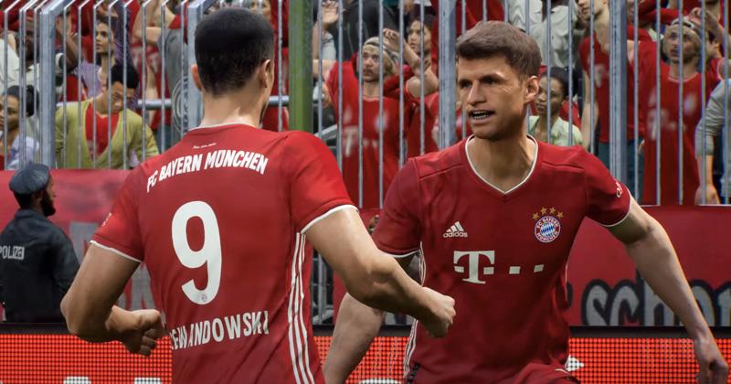 eFootball: Konami fordert FIFA mit Free2Play-Strategie heraus – GamesWirtschaft.de