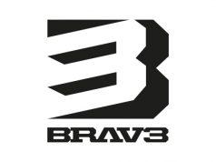 Neue Merchandise-Marke: BRAV3 (Abbildung: Instinct3)