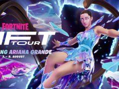 """Epic Games schickt Ariana Grande in Fortnite auf """"Rift Tour"""" (Abbildung: Epic Games)"""