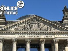 Am 26. September wird ein neuer Bundestag gewählt - die Games-Branche bringt sich schon mal in Stellung (Foto / Montage: GamesWirtschaft)