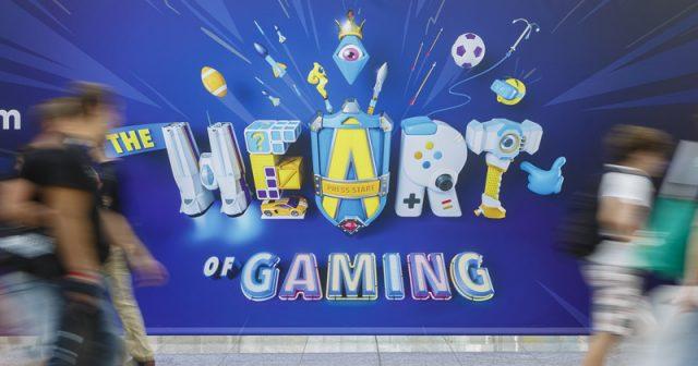 Wie schon 2020 findet die Gamescom 2021 rein digital statt (Abbildung: KoelnMesse / Andreas Hagedorn)