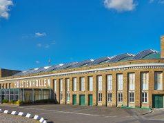 Schauplatz der Gamevention 2022: die Holstenhallen in Neumünster (Foto: Banckstudios)