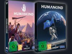 Humankind ist als Day One-Edition und als Steelcase erhältlich (Abbildung: Koch Media)