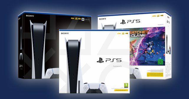 Tipps zur PlayStation 5: Wir erklären, wie und wann Sie - voraussichtlich - eine PS5 bei Amazon kaufen können (Abbildungen: Sony Interactive)