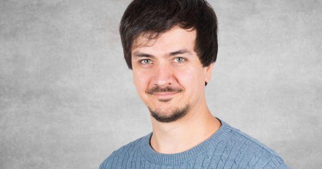 Michael Graf, Head of Podcast bei Webedia Gaming (Foto: Petra Schmitz)