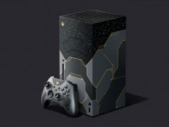 Erscheint am 15. November 2021: das Halo Infinite Xbox Series X-Sondermodell (Abbildung: Microsoft)