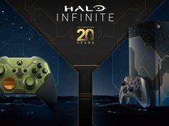 Microsoft feiert das 20jährige Halo-Jubiläum mit einem Xbox Series X-Sondermodell (Abbildung: Microsoft)