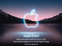 Kündigt Apple das iPhone 13 an? Für den 14. September ist eine Live-Präsentation geplant (Abbildung: Apple)
