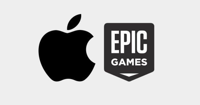 Apple und Epic Games streiten um die Höhe von Provisionen im App-Store (Abbildungen: Apple / Epic Games)