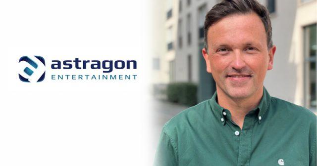 Neuer Head of Marketing bei Astragon Entertainment: Jochen Langenbach (Foto: Astragon Entertainment)