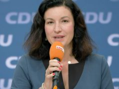 CSU-Digitalpolitikerin Dorothee Bär gehört dem 'Zukunftsteam' von CDU-Kanzlerkandidat Armin Laschet an (Abbildung: CDU)