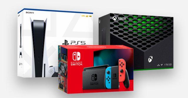 Lohnt sich der Abschluss einer Garantieverlängerung für PS5, Xbox Series X und Nintendo Switch (Abbildungen: Microsoft, Sony, Nintendo)