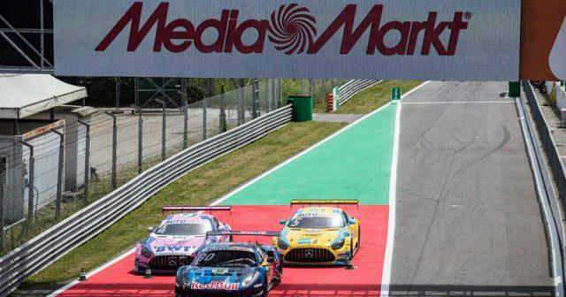 MediaMarkt kooperiert mit der DTM (Abbildung: MediaMarktSaturn Deutschland)