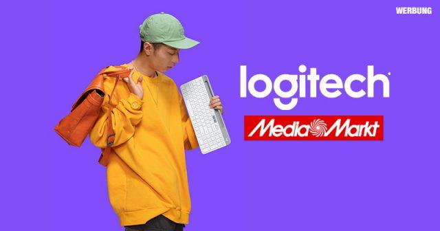 MediaMarkt-Aktion: Ausgewählte Logitech-Produkte kaufen - ASOS Rabatt-Gutschein bekommen (Abbildung: MediaMarkt)