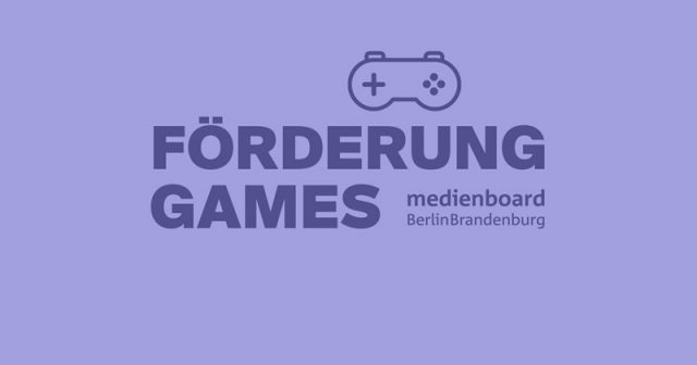 Das Medienboard Berlin-Brandenburg fördert die Entwicklung von Games in der Hauptstadtregion.