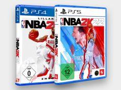 Anders als NBA 2K21 ist NBA 2K22 erst ab 12 Jahren freigegeben (Abbildungen: 2K)