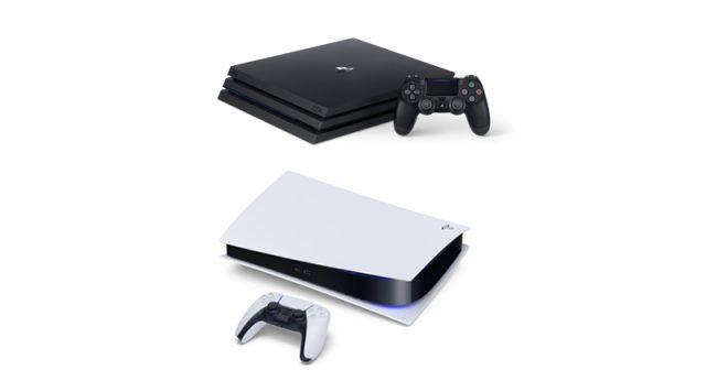 Wer von der PS4 zur PS5 wechselt, kann immer seltener ein Gratis-Upgrade in Anspruch nehmen (Abbildungen: Sony Interactive)