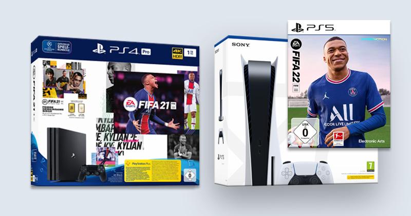 PlayStation 5: Kommt ein FIFA 22-Bundle? – GamesWirtschaft.de