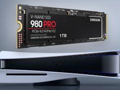 Die Samsung 980 Pro gehört zu jenen M.2 SSDs, die sich für den Einbau in die PlayStation 5 eignen (Abbildungen: Samsung / Sony Interactive)