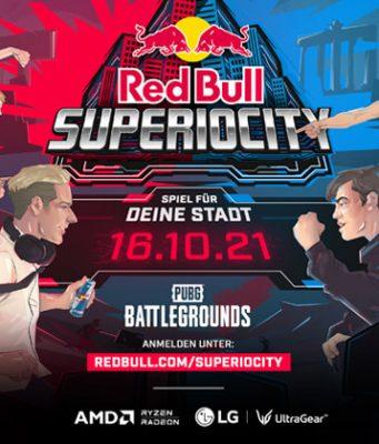 Beim Red Bull Superiocity treten die Teams von Rewinside und Papaplatte gegeneinander an (Abbildung: Red Bull)